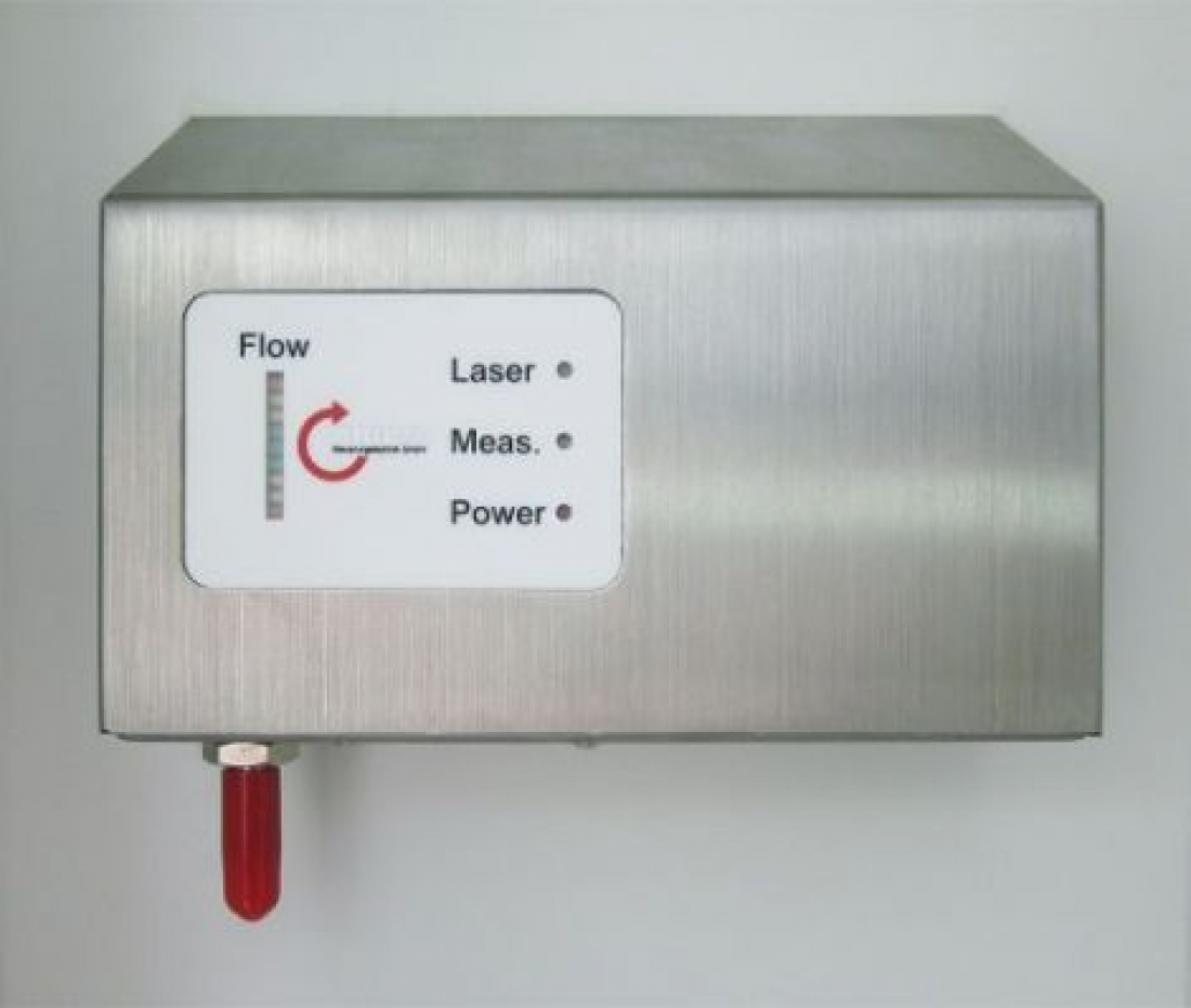 Particle counters for cleanrooms and laboratories according